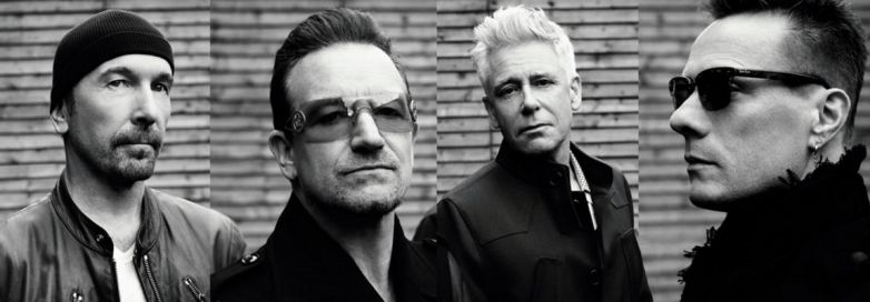 U2, premio alla carriera agli MTV Europe Music Awards 2017